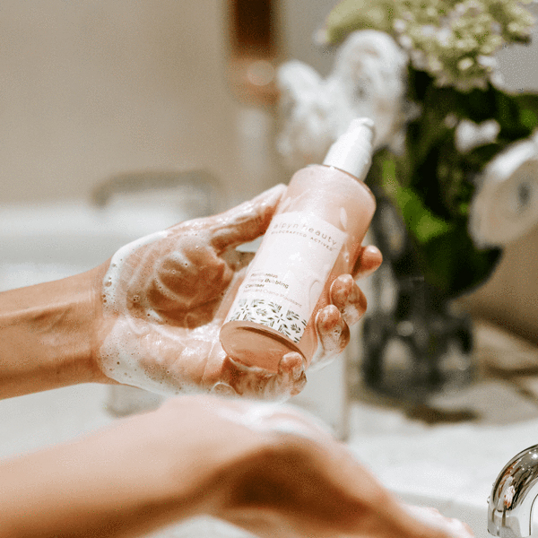 Alpyn Beauty PlantGenius Creamy Bubbling Cleanser with Fruit Enzymes & AHAs