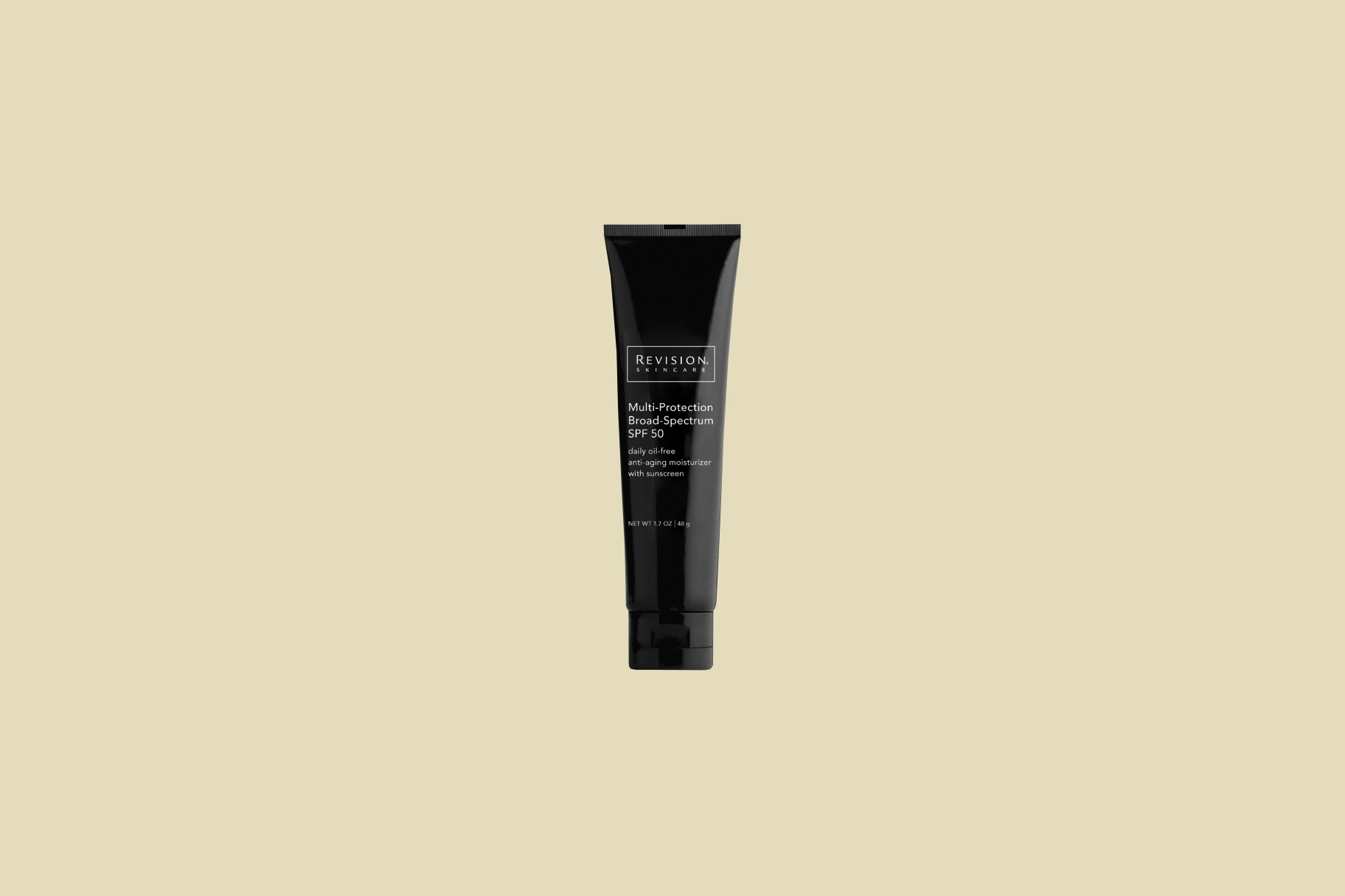 Revision Multi-Protection Moisturizing Face Sunscreen with Broad-Spectrum SPF 50
