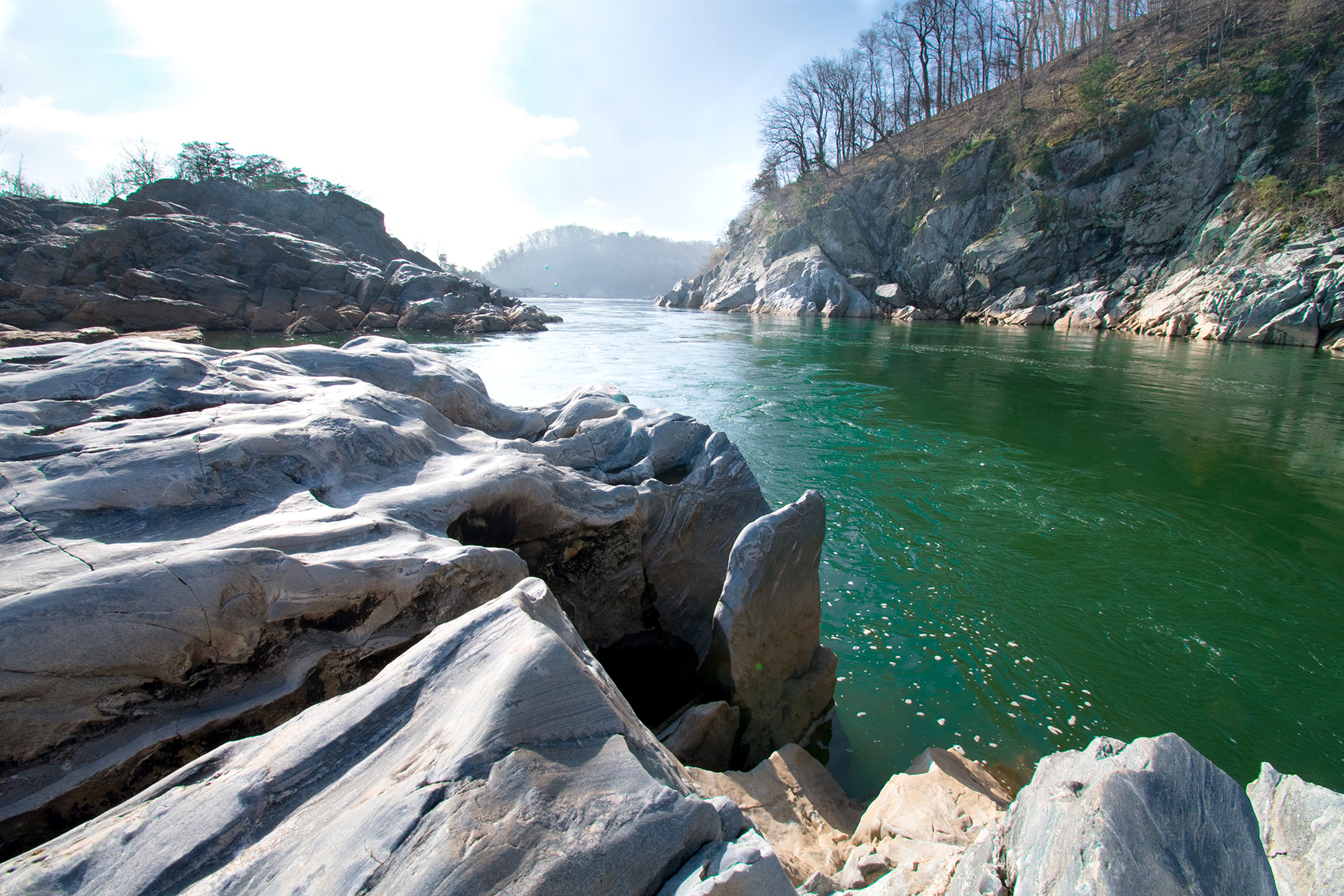 Billy Goat Trail in Maryland