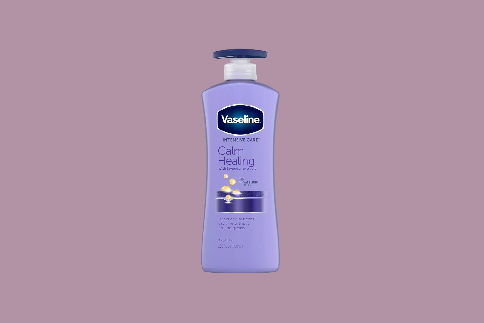 Vaseline Intensive Care Calm Healing Body Lotion