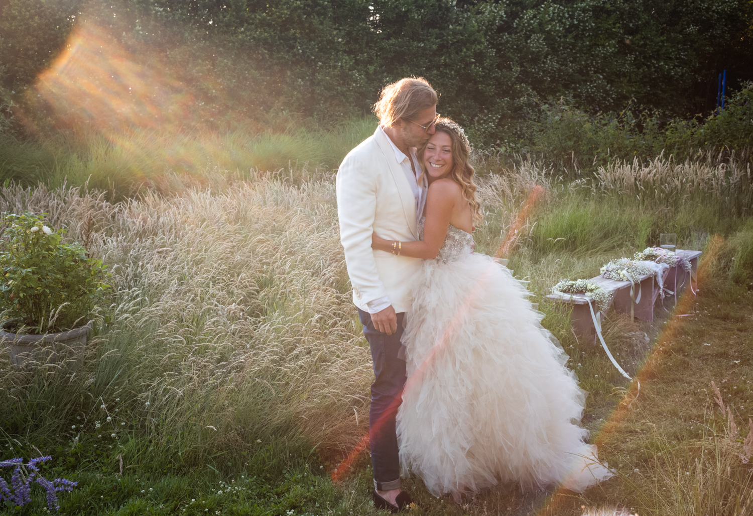 Rebecca Hessel Cohen and Husband Todd, Vow Renewal Photo