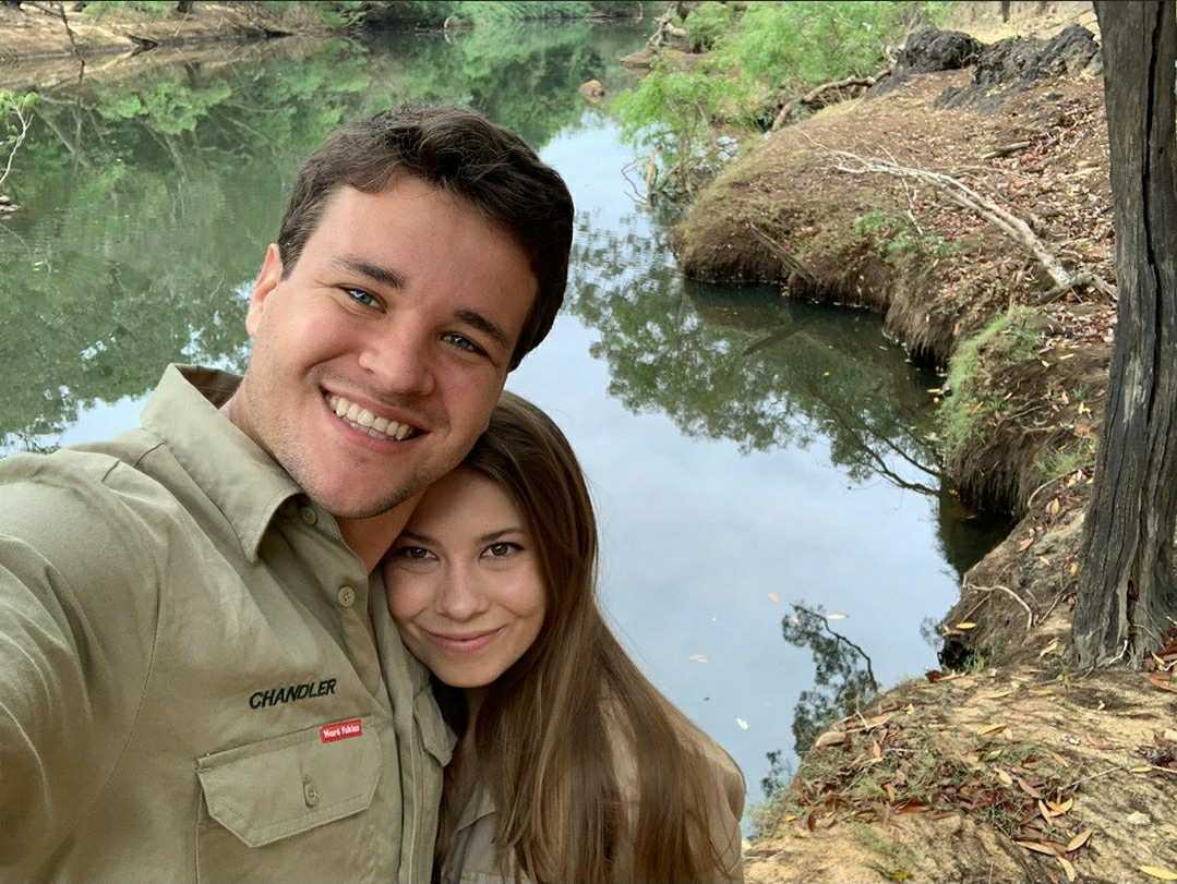 Chandler Powell Shared What He Loves Most About Married Life with Bindi Irwin