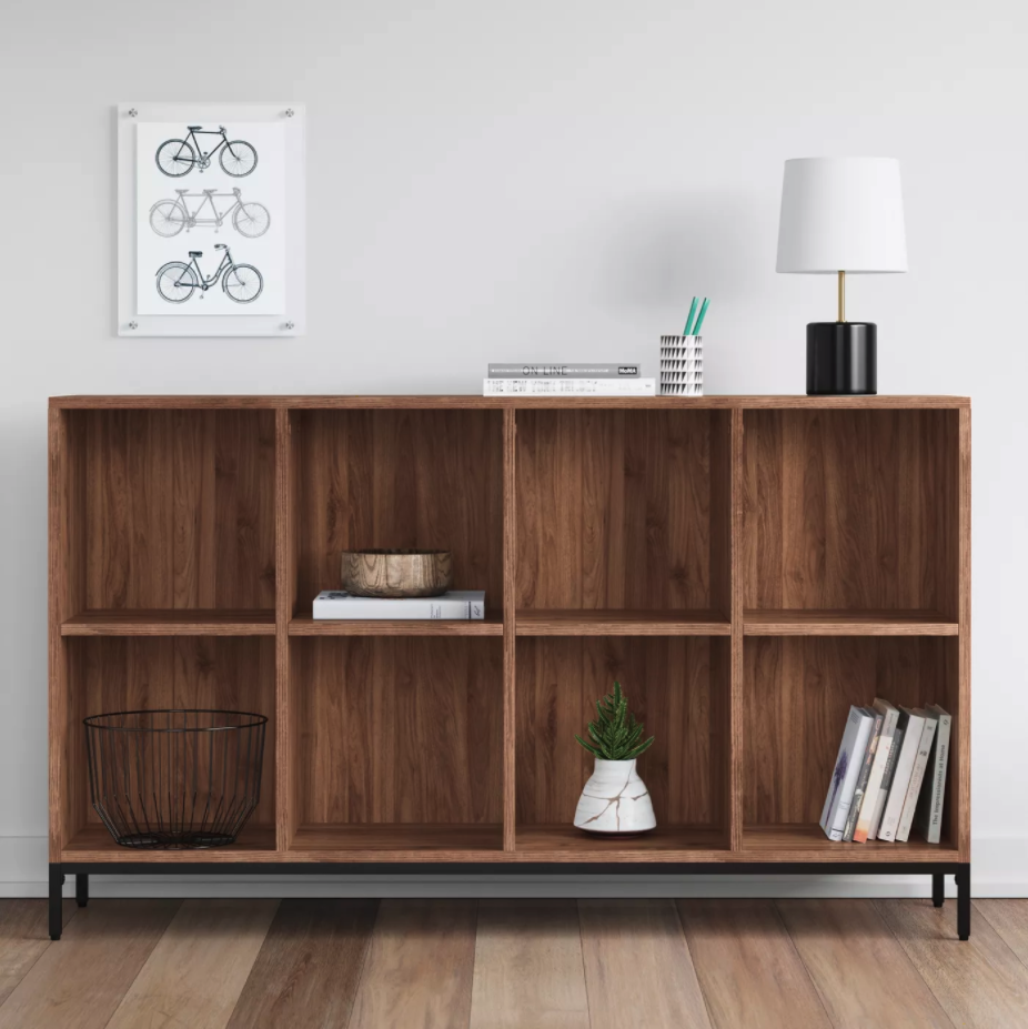 """Project 62 60"""" Loring 8 Cube Bookcase"""