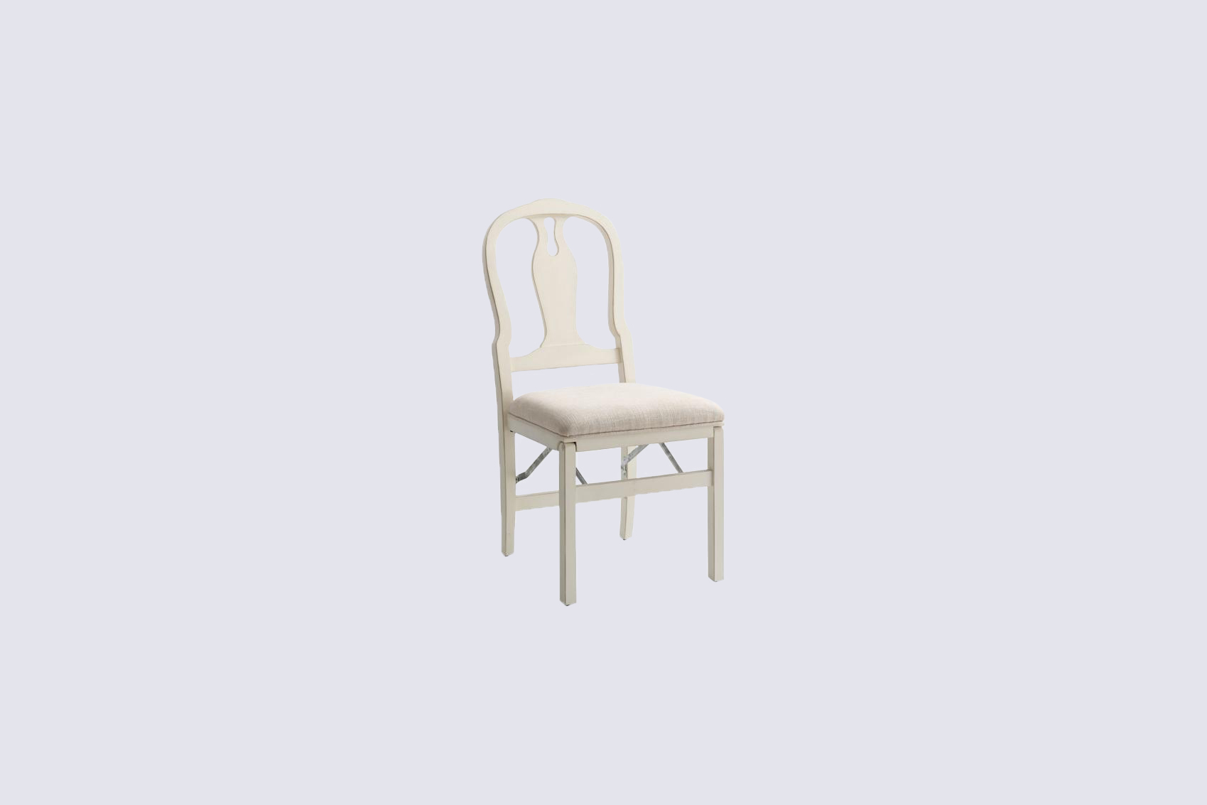 Frontgate Modern Chippendale Folding Chairs