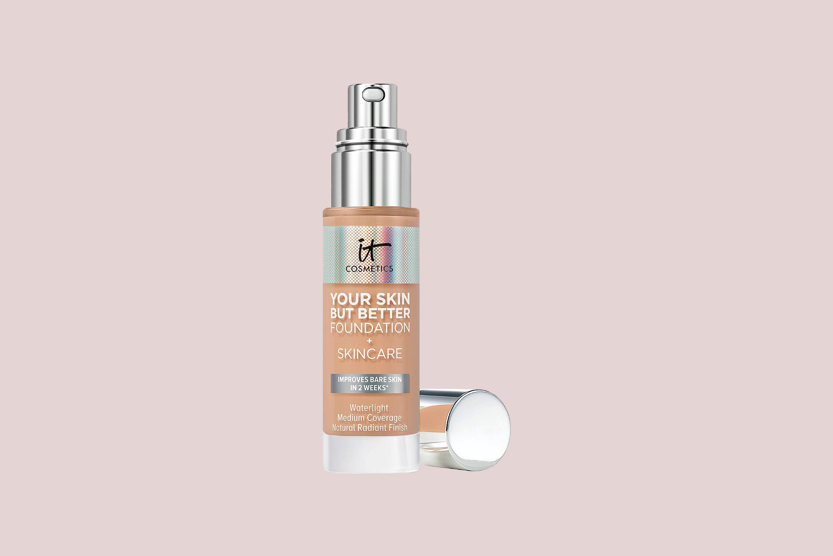 IT Cosmetics Your Skin But Better Foundation + Skincare