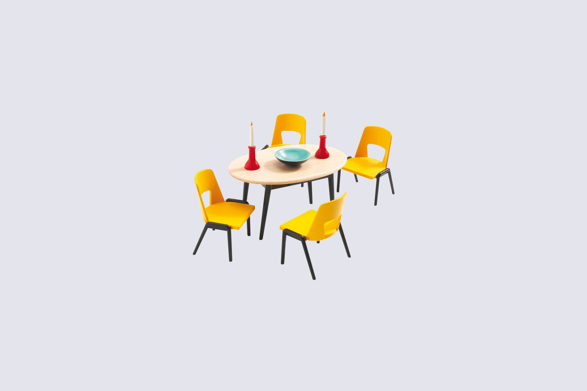 """Djeco """"The Dining Room"""""""