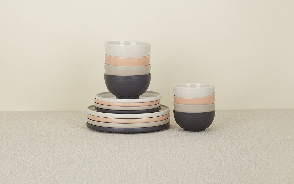Hawkins New York Shaker Dinnerware