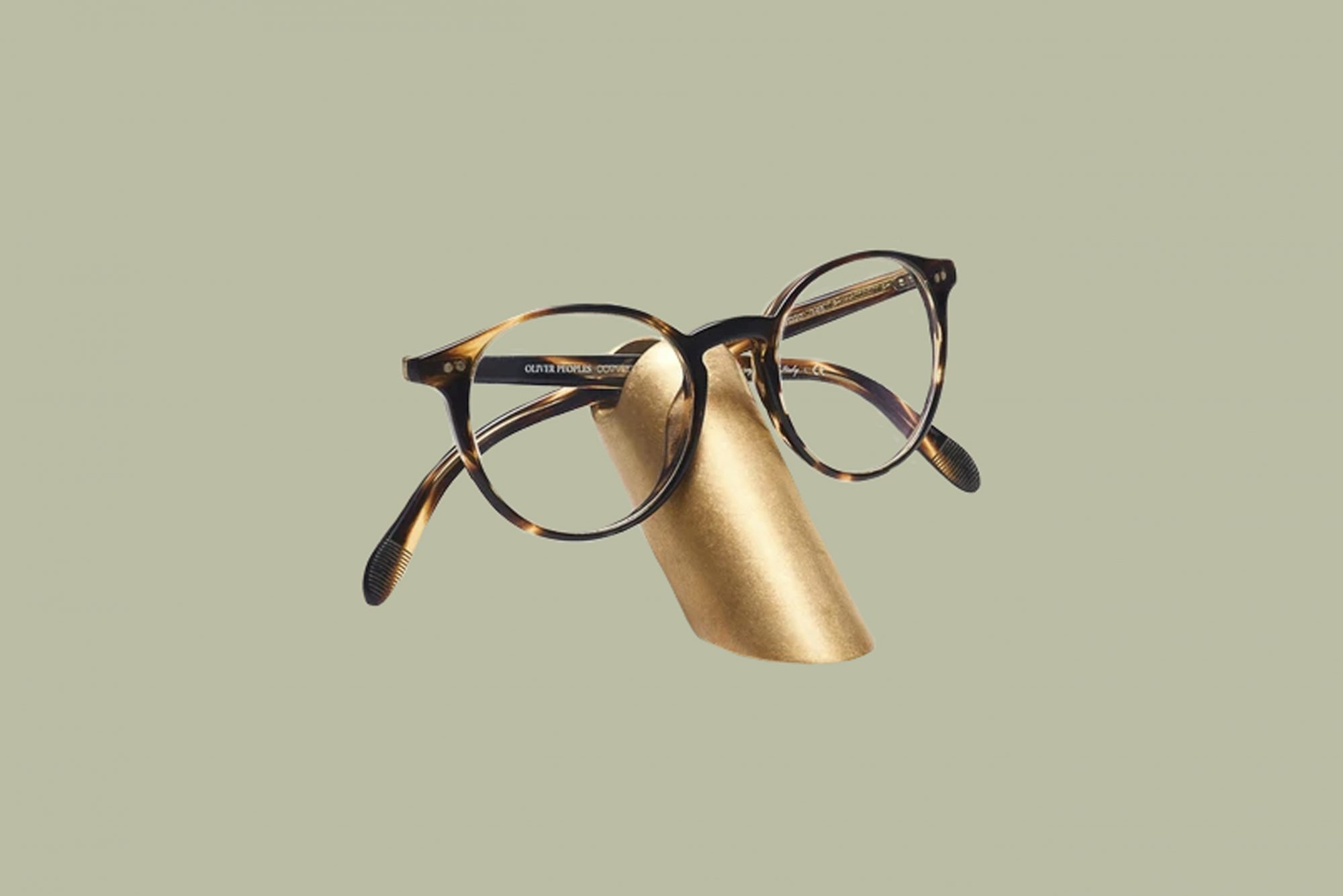 craighill gold glasses holder