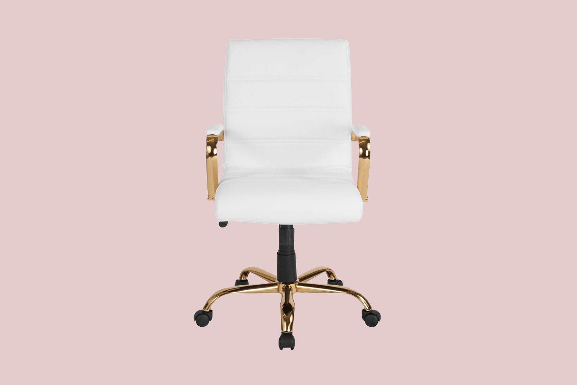 joss & main white office chair