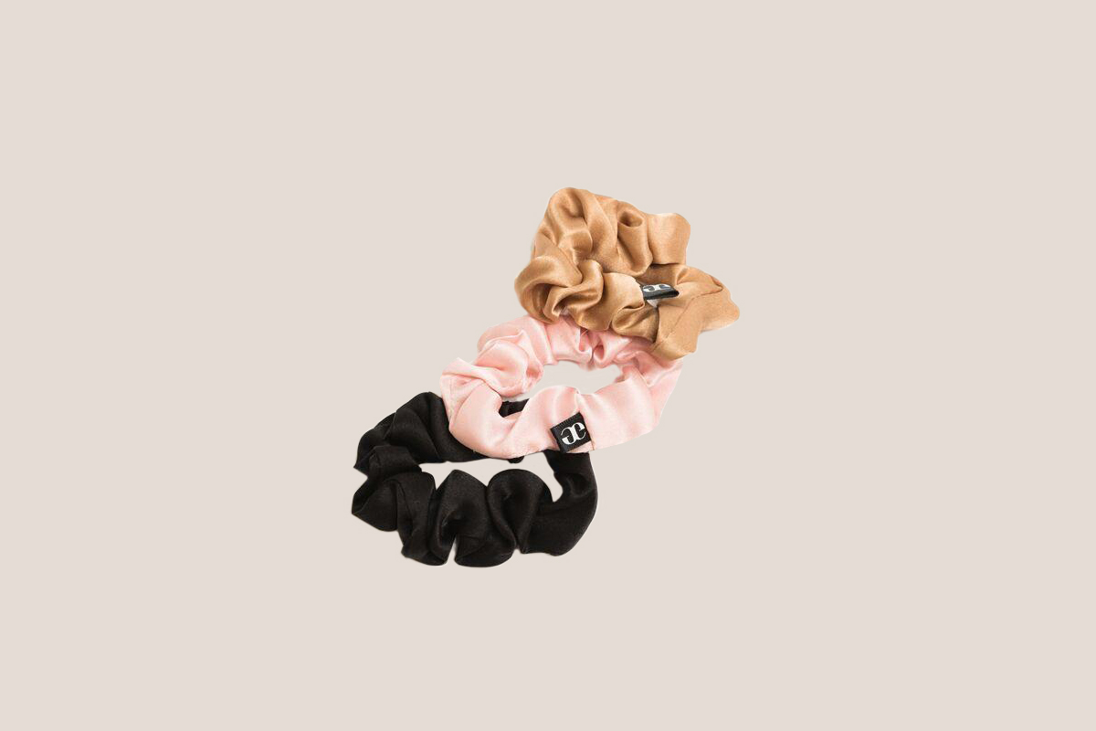 Grace Eleyae Medium Silk Scrunchie