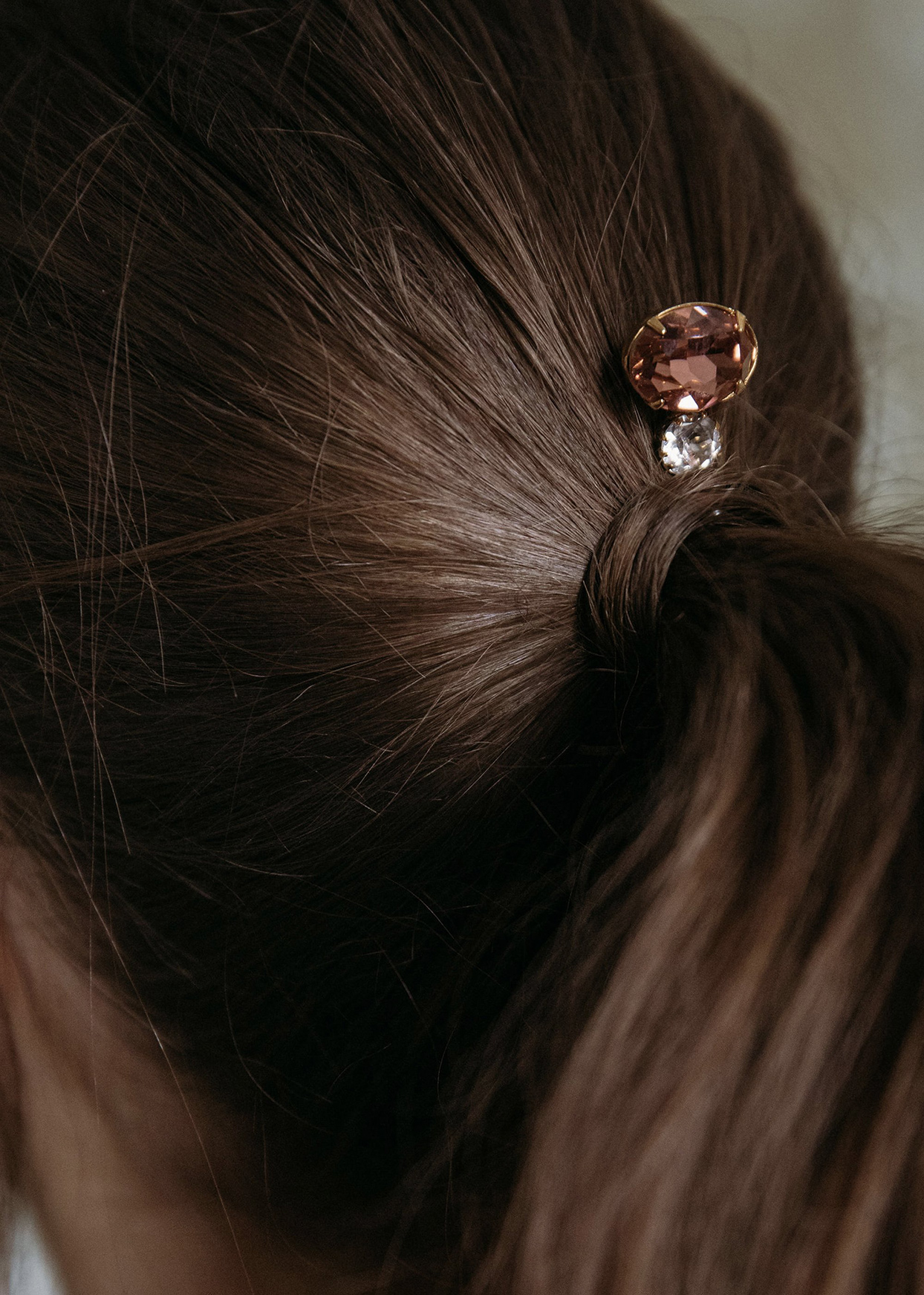 Jeweled Bobby Pin