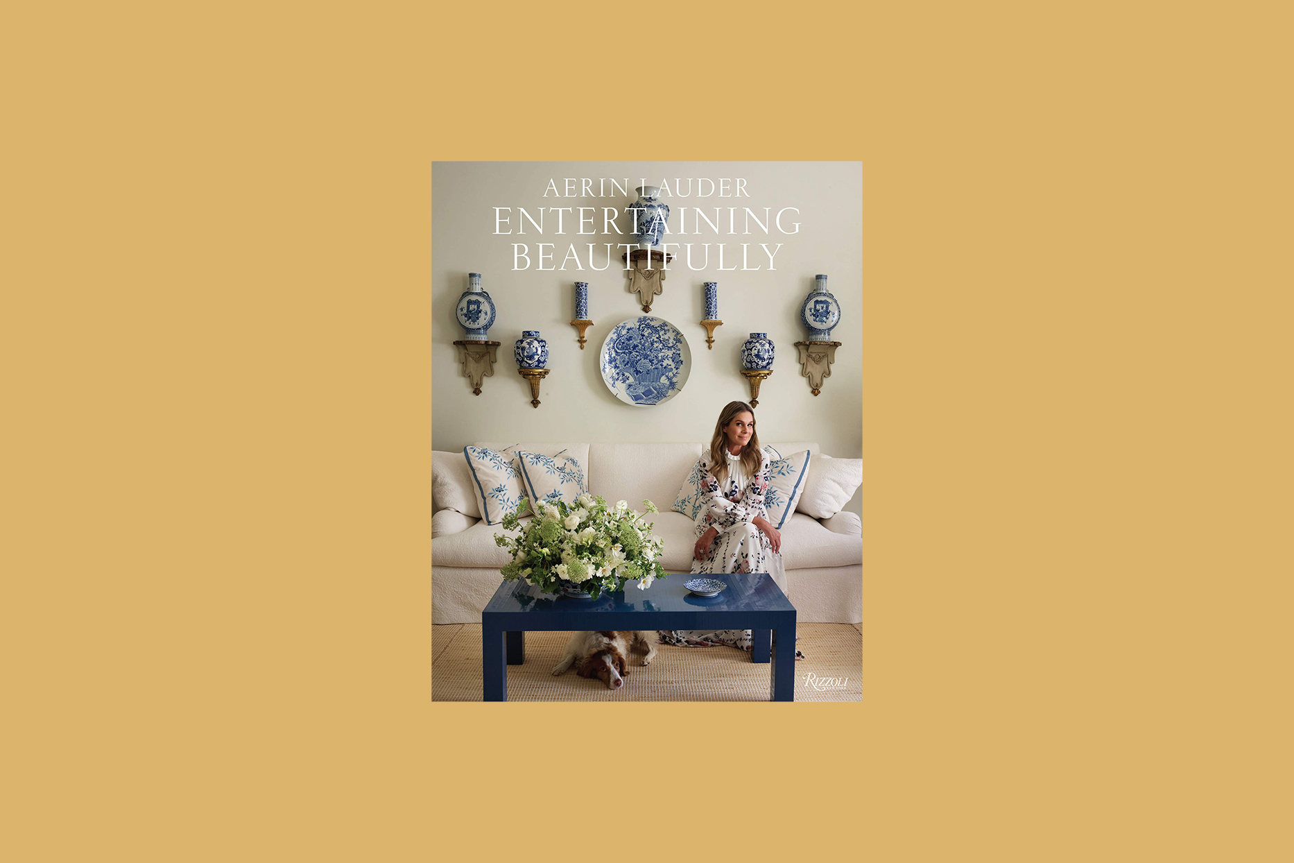 Entertaining Beautifully by Aerin Lauder