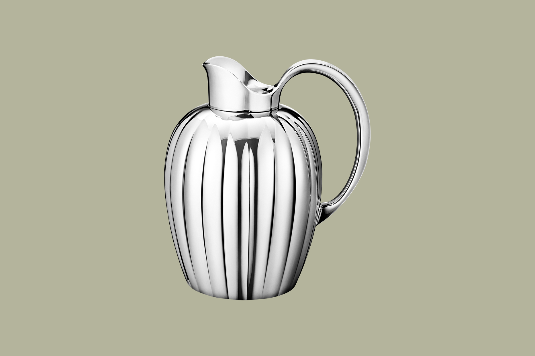 "Georg Jensen ""Bernadotte"" Pitcher"