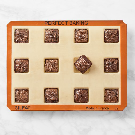 Silpat Brownie Mold