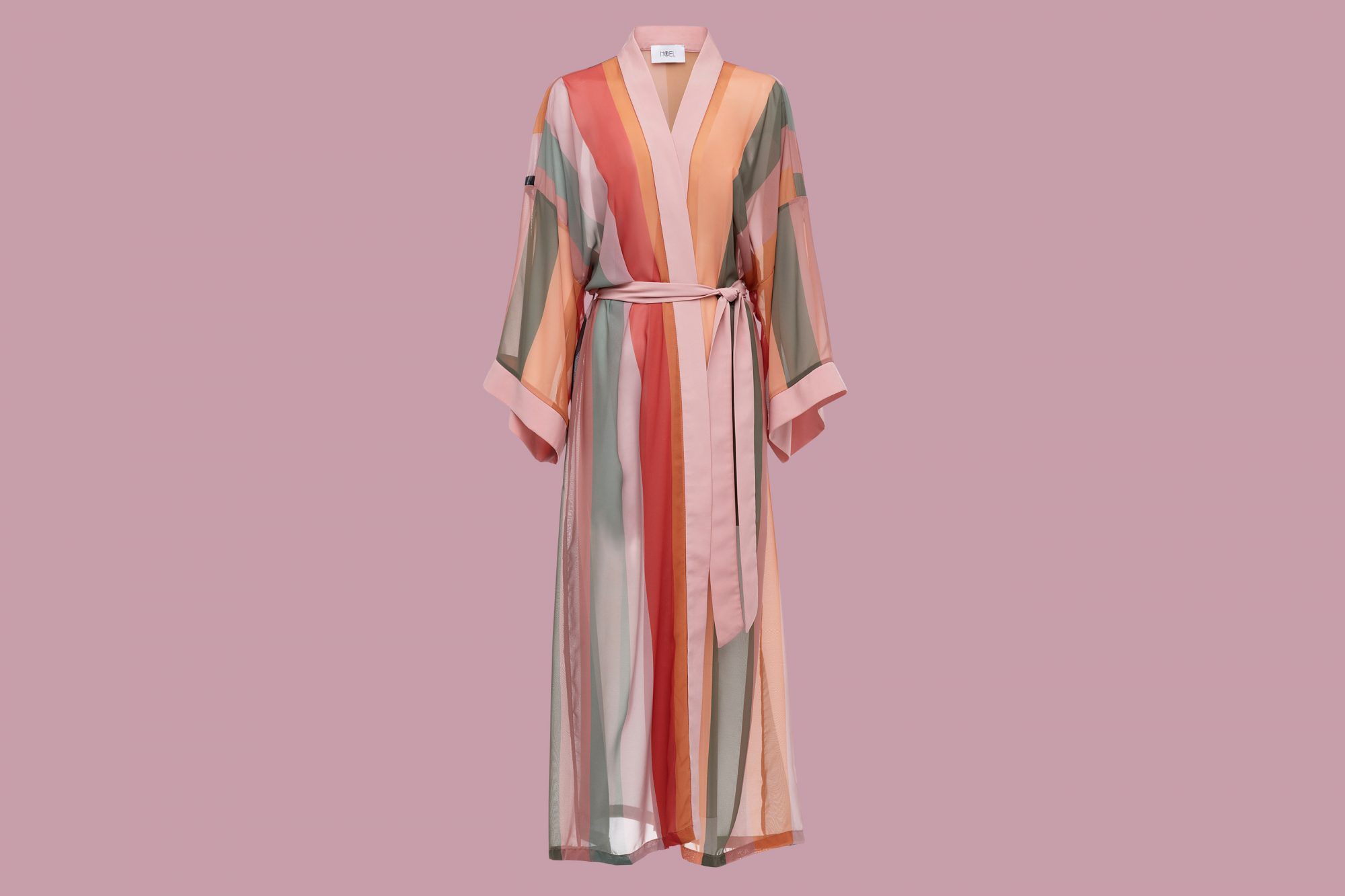 fe noel carenage stripe robe
