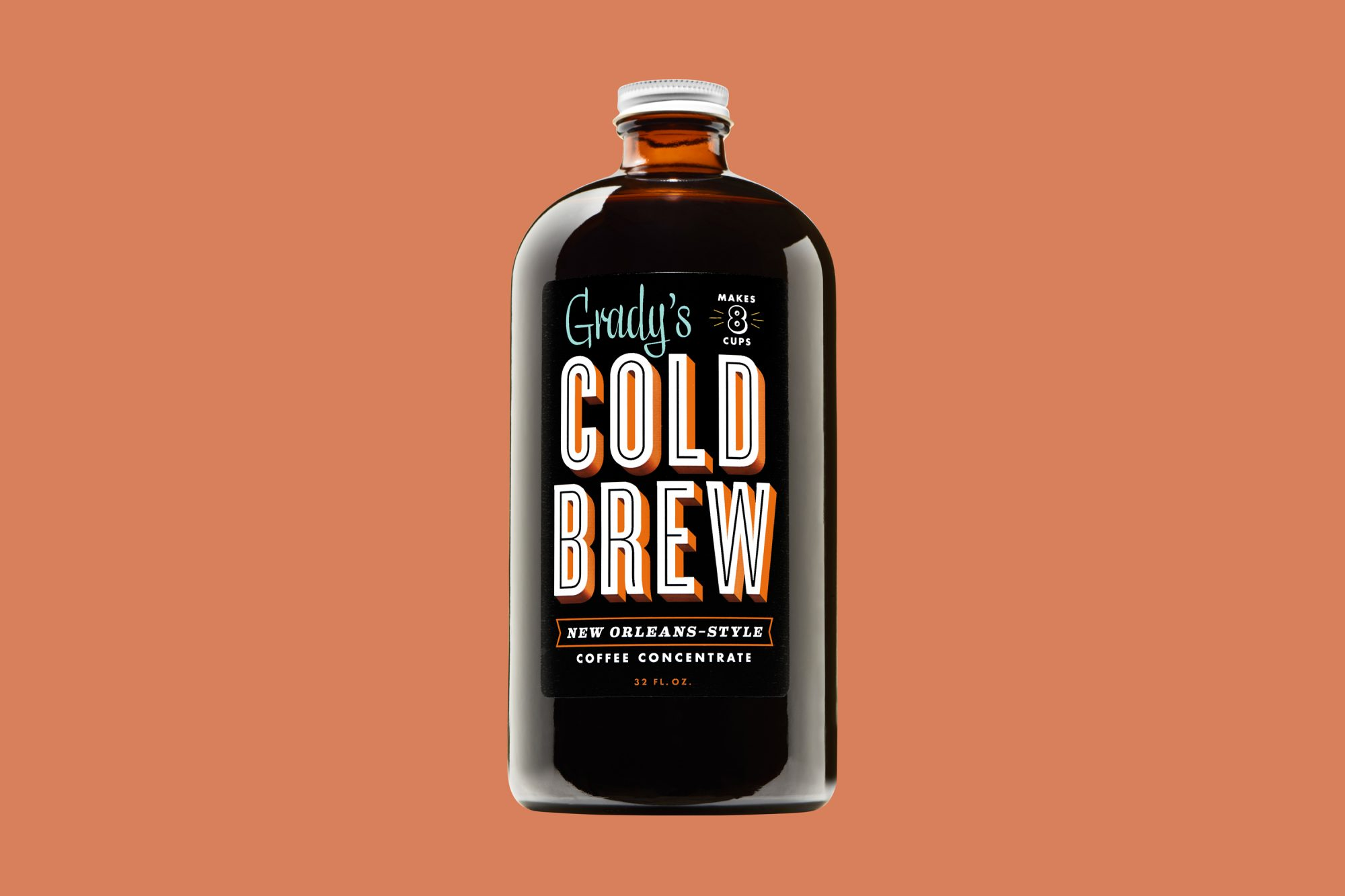 gradys cold brew coffee concentrate