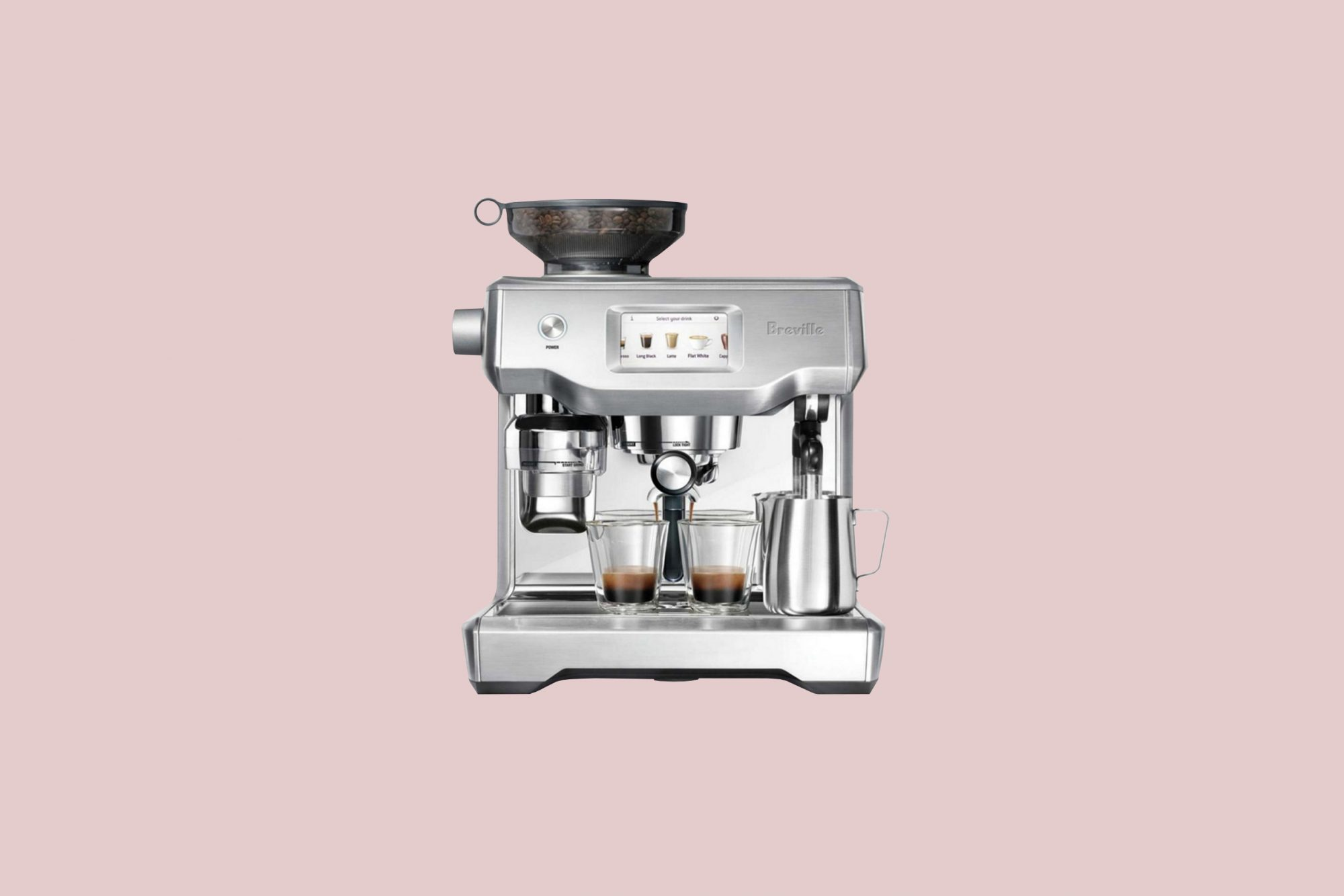 breville oracle touch espresso maker