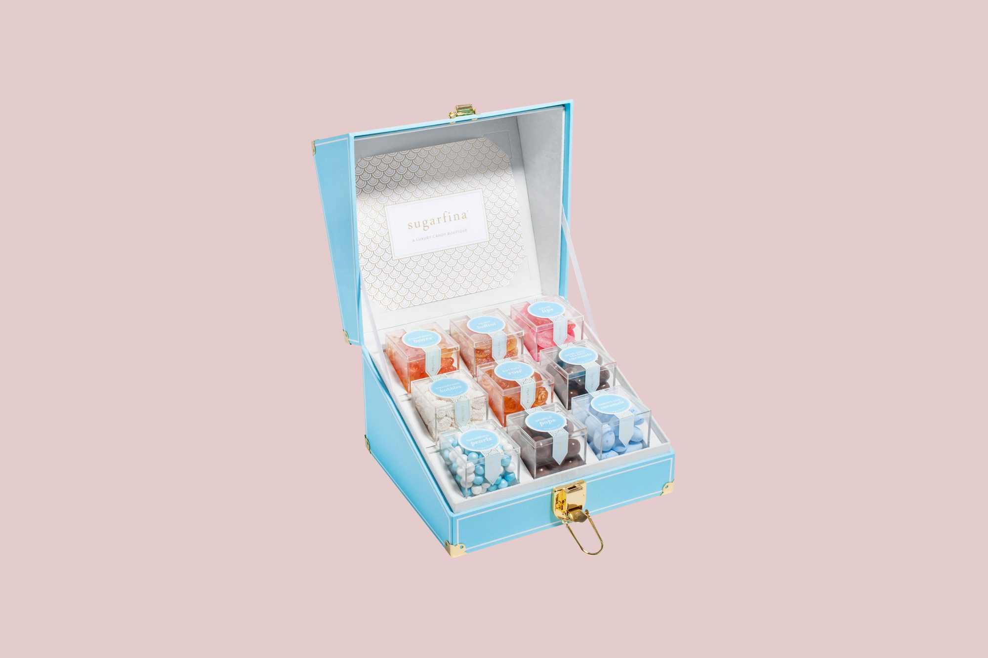 Sugarfina Mini Trunk Box