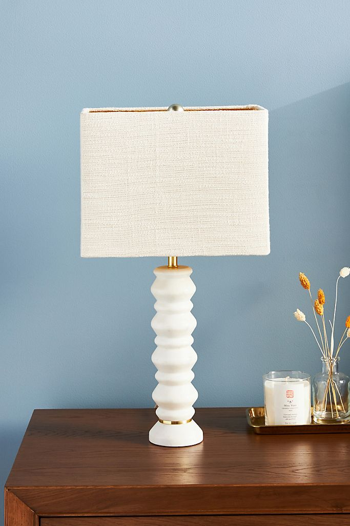 rectangle lampshade