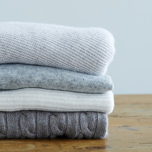 Cleaning and Protecting: Cashmeres and Wools