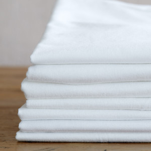 How to Keep Your White T-Shirts Bright