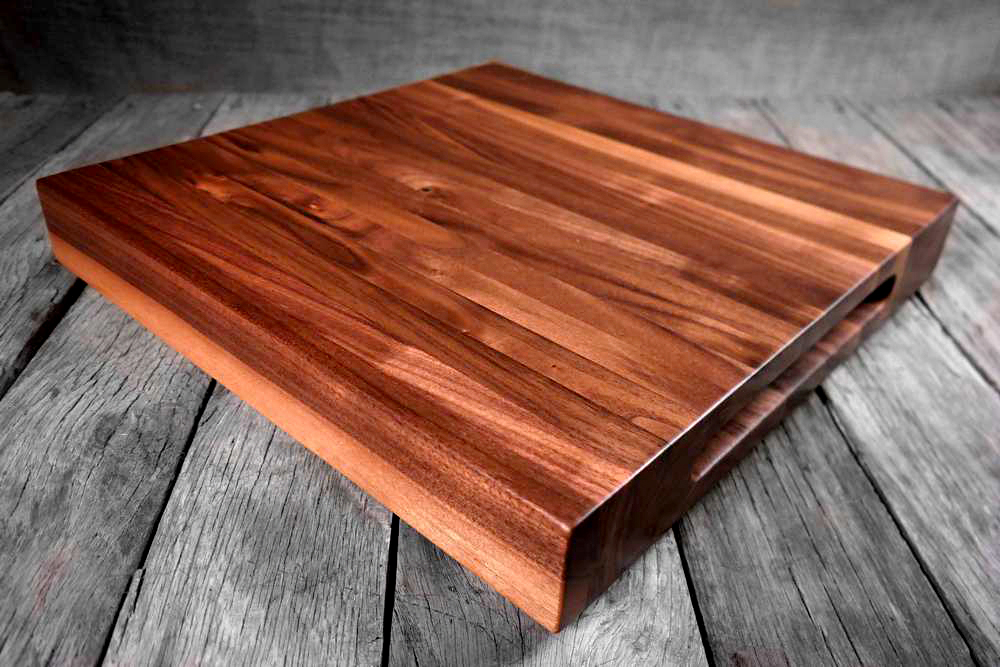 The Wooden Palate Edge Grain Chopping Boards