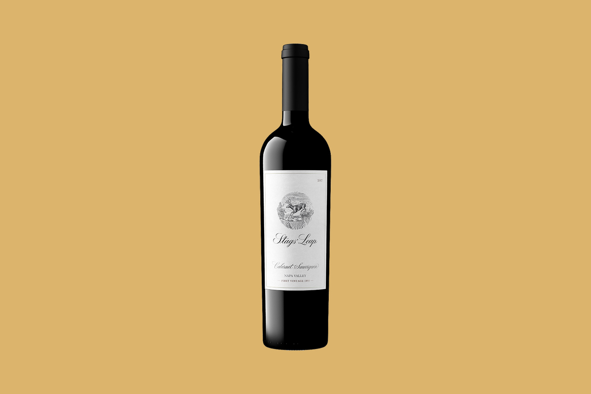 red wine stags leap