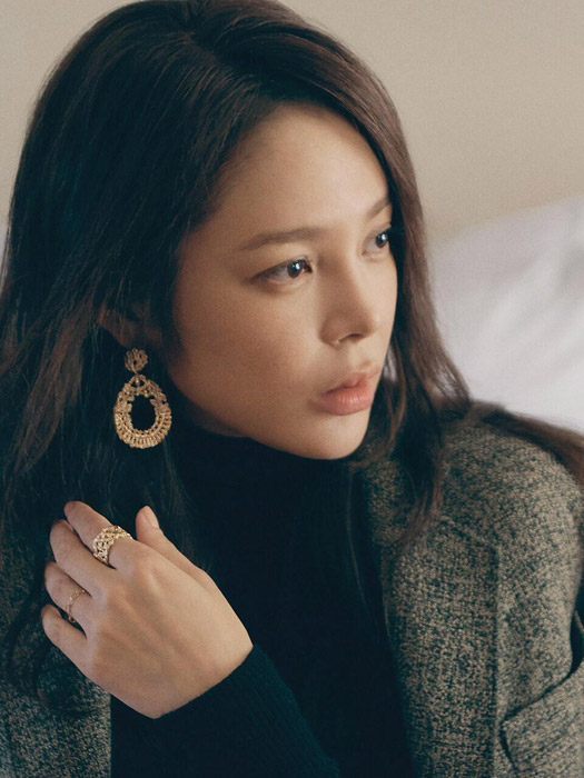 """W.Concept. """"1930"""" Lace Layers Earrings"""