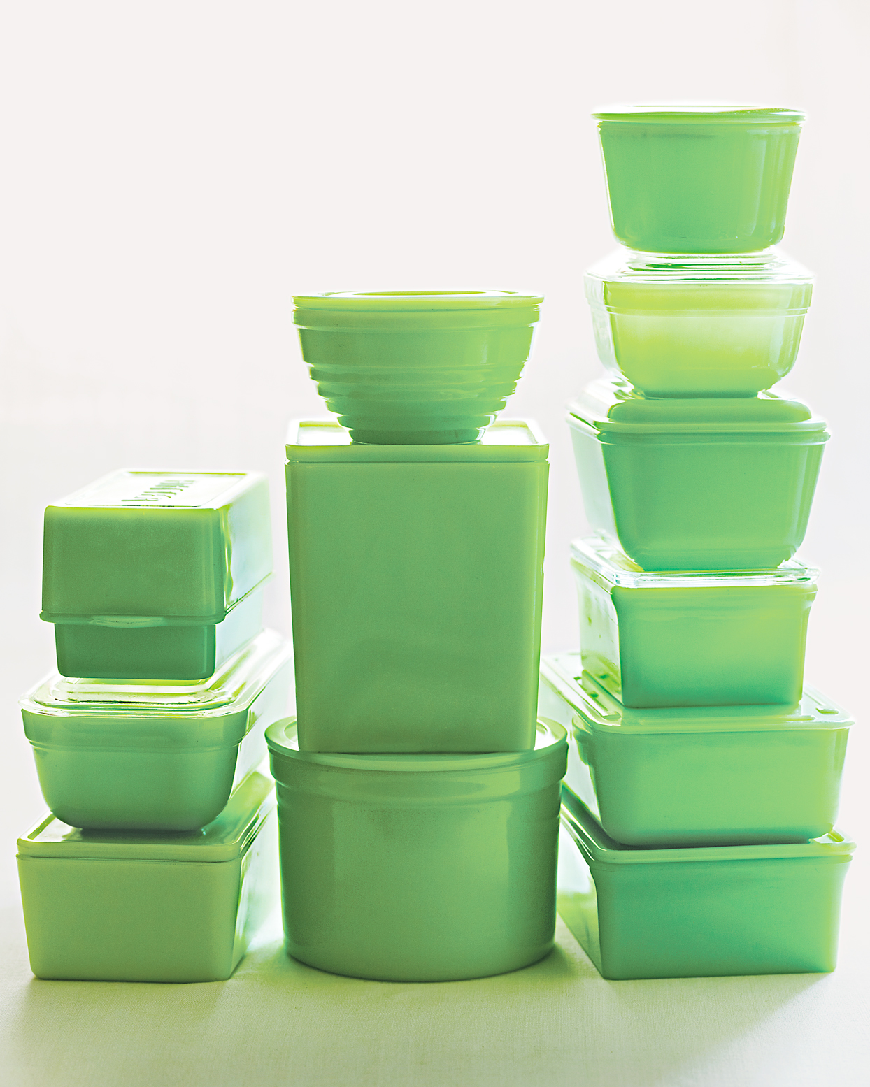 Celebrating the New and the Old: Jadeite, September 2011