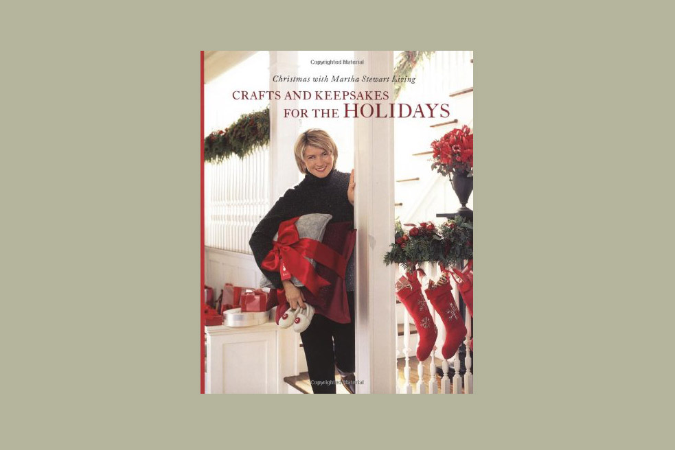 Christmas with Martha Stewart Living: Crafts and Keepsakes for the Holidays
