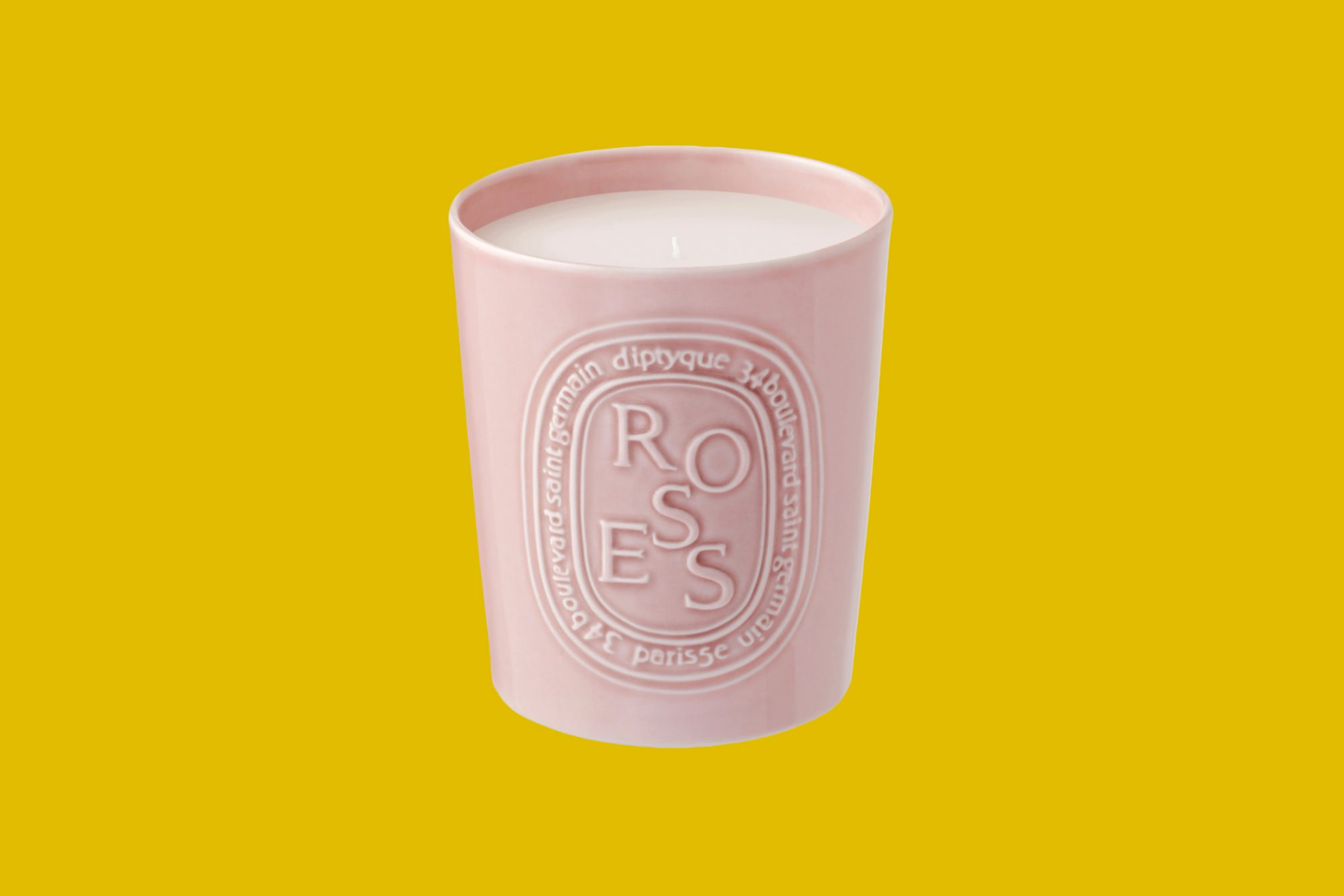 """Diptyque """"Roses"""" Candle"""