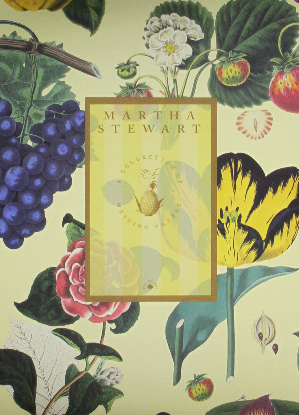 Martha Stewart Collection of Writing Papers 2002 book cover