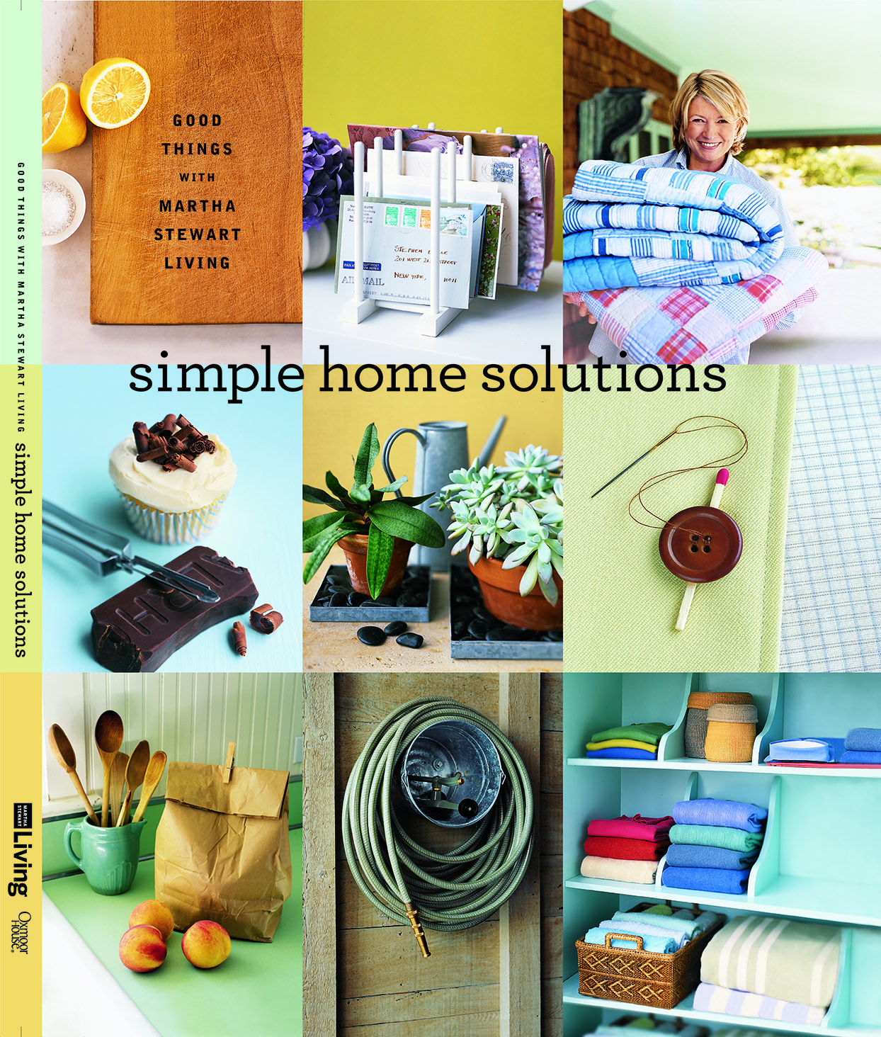 Simple Home Solutions book