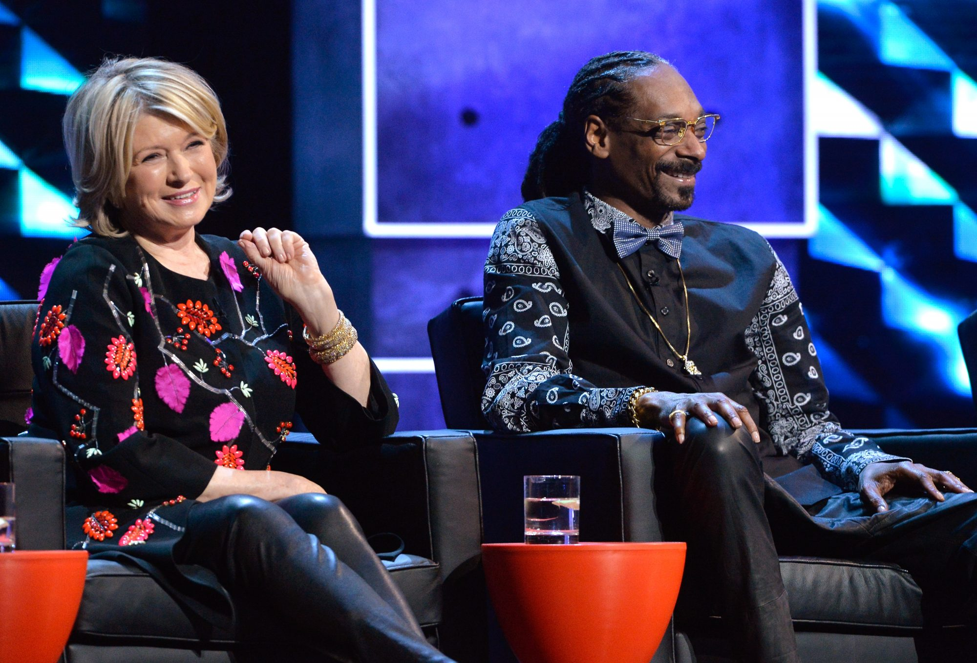 martha stewart and snoop dogg comedy central justin bieber roast
