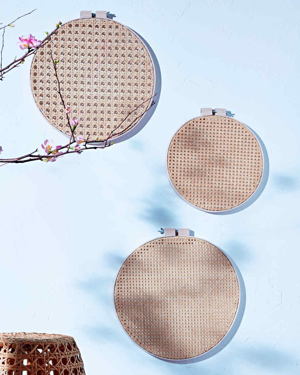 caning hoops