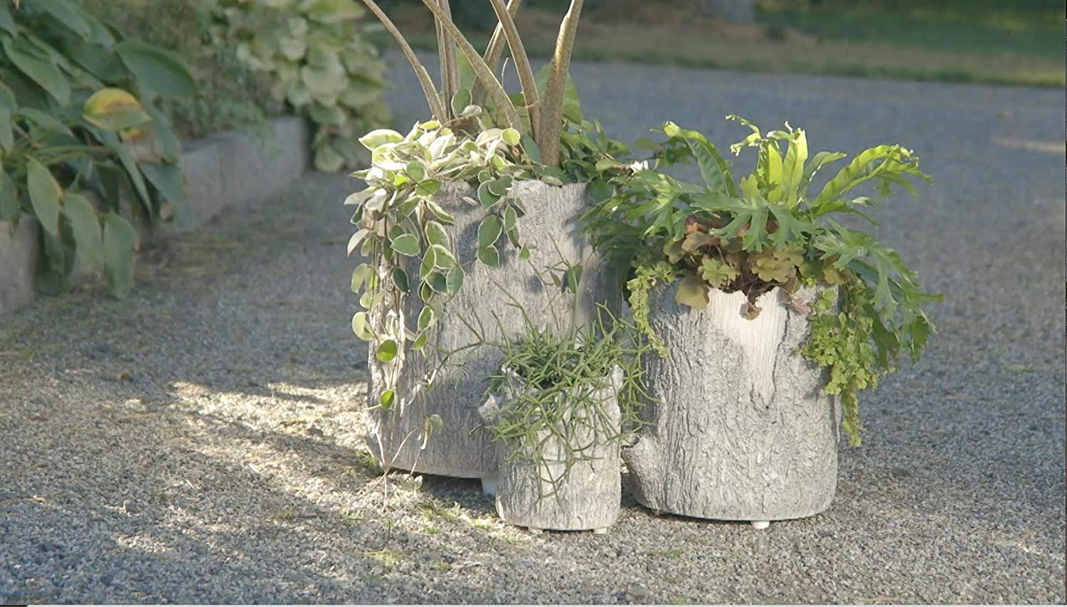 Nature-Inspired Planters