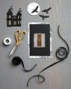 bootiful halloween party invitations materials