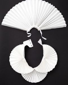 lady cocktail blinds costume