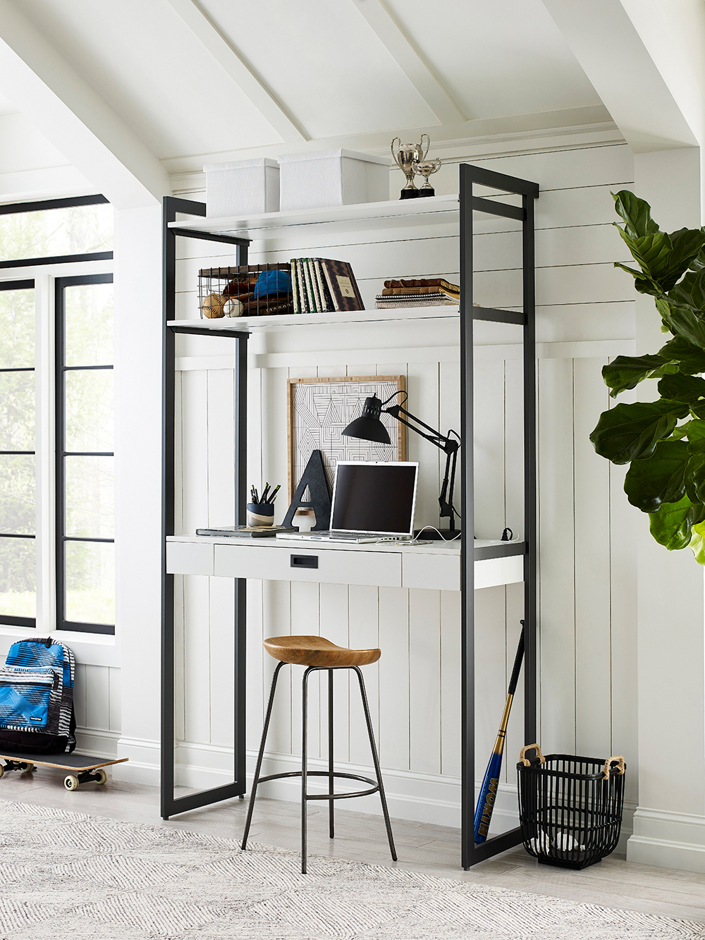 martha stewart the everyday system 4ft home office