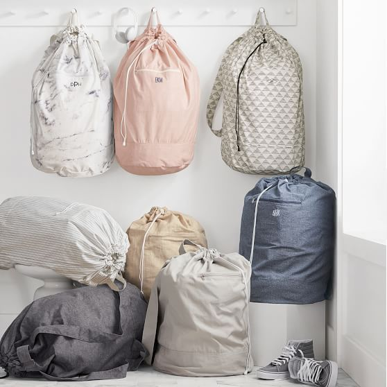 laundry backpacks