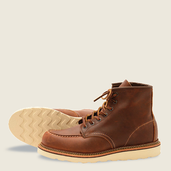 """Red Wing Heritage """"Classic Moc"""" Boots"""