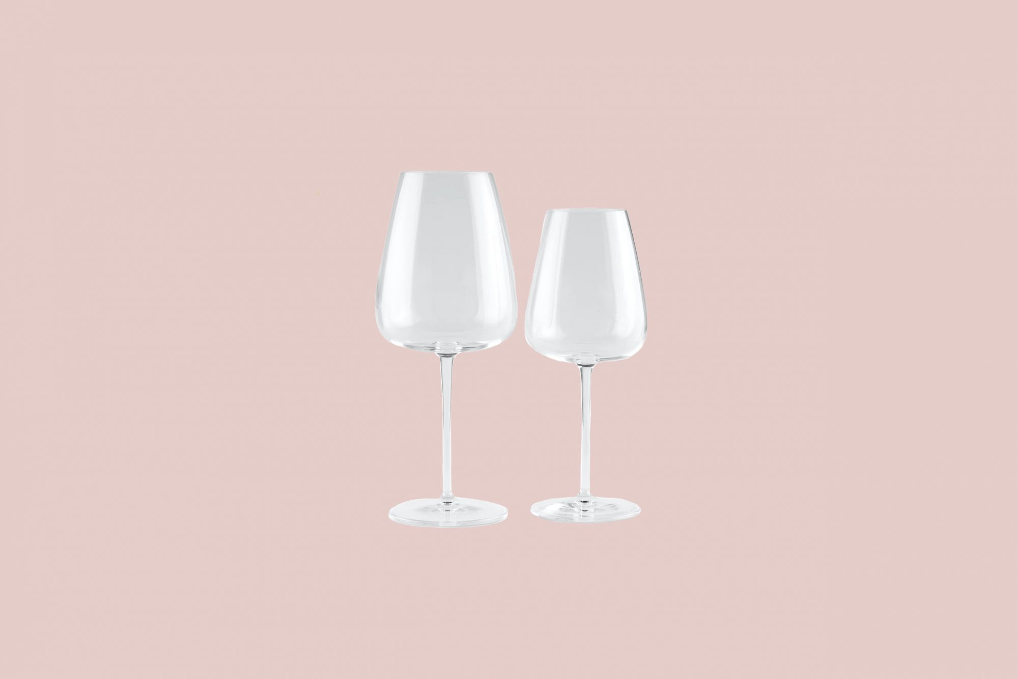 made in wine glass set