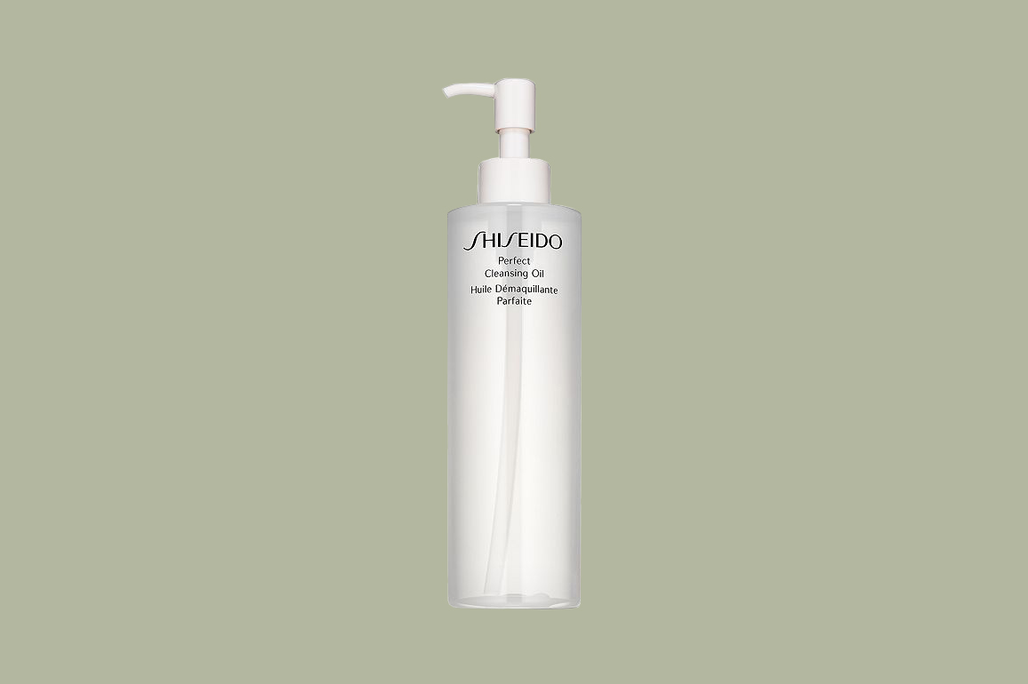 shiseido essentials perfect cleansing oil