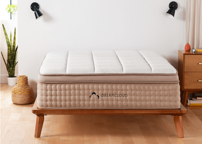 bed-in-a-box dreamcloud
