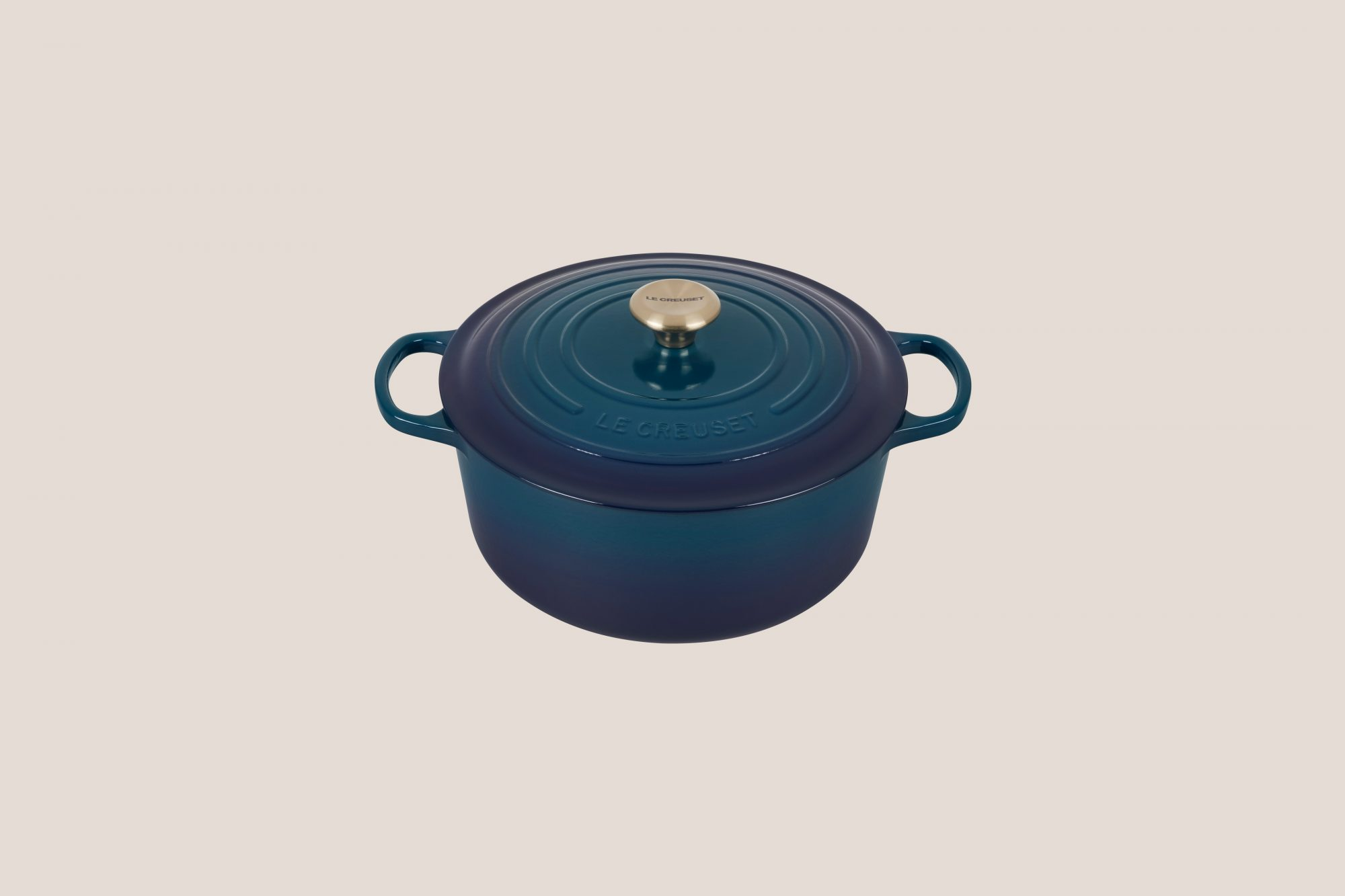 le creuset dutch oven agave