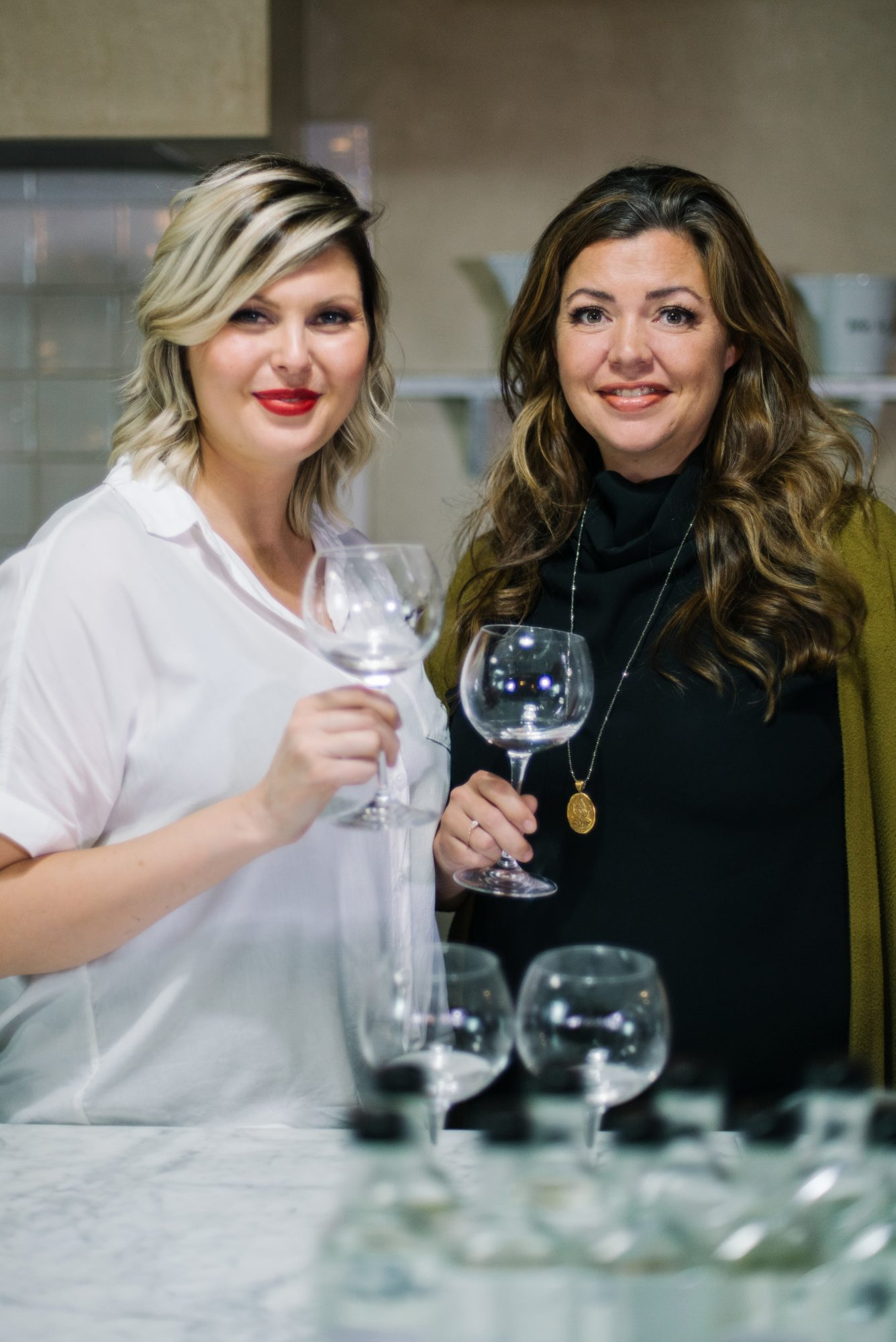 winemaker lindsay hoopes and distiller marianne barnes are collaborating on new american brandy