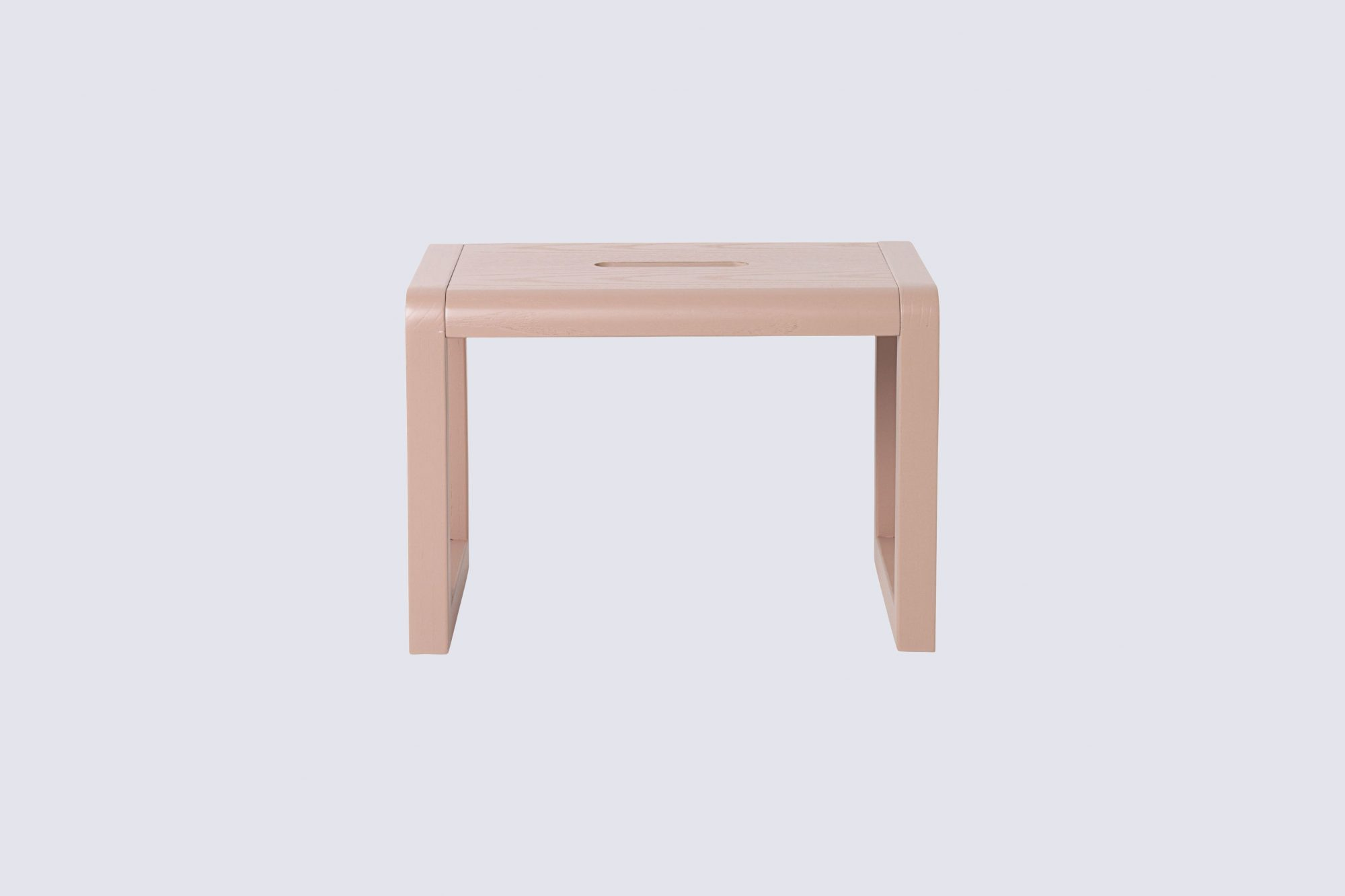 Little Architect Stool in Rose