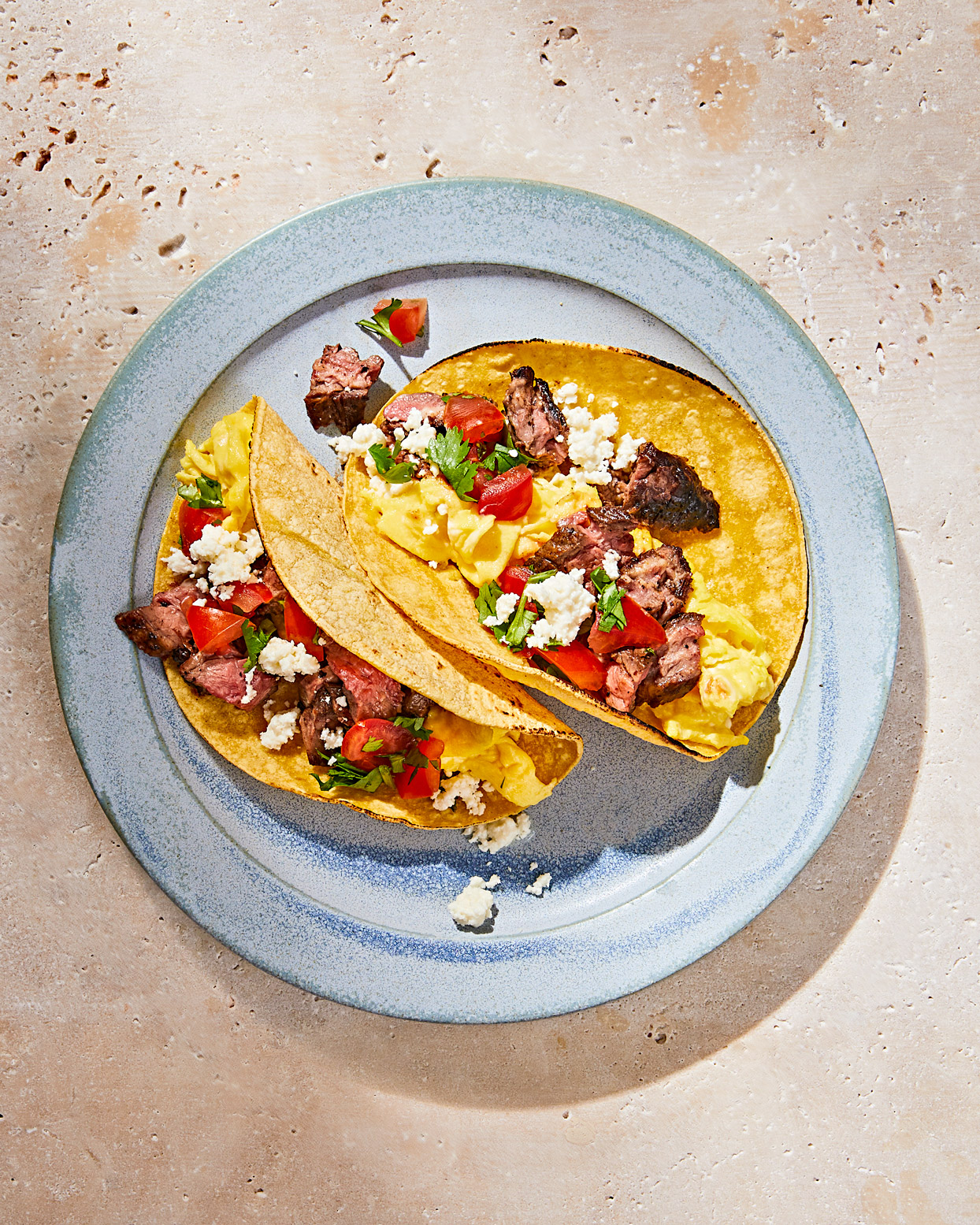 Steak-and-Egg Tacos