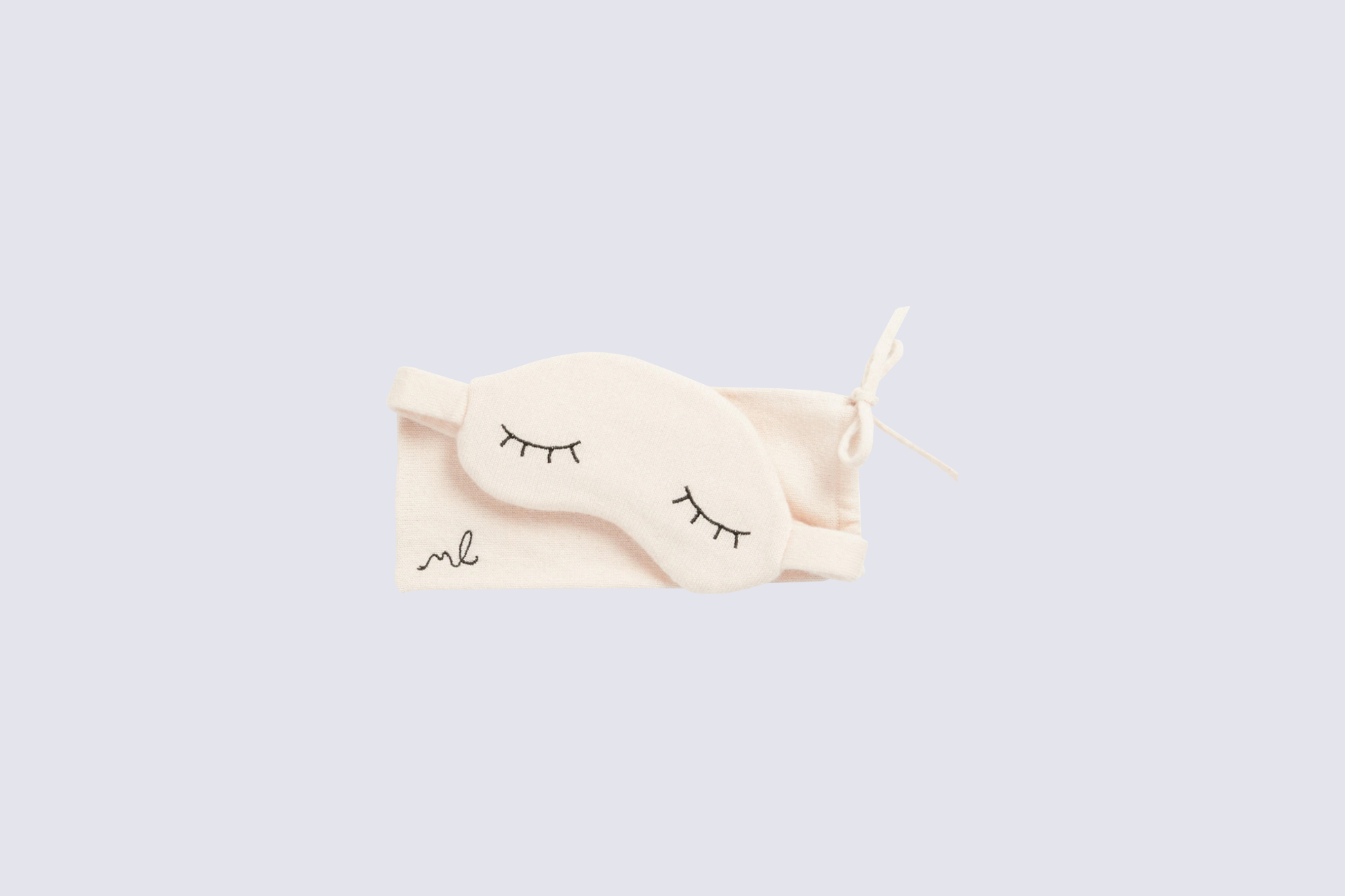 Morgan Lane Sleepy Lids Cashmere Mask