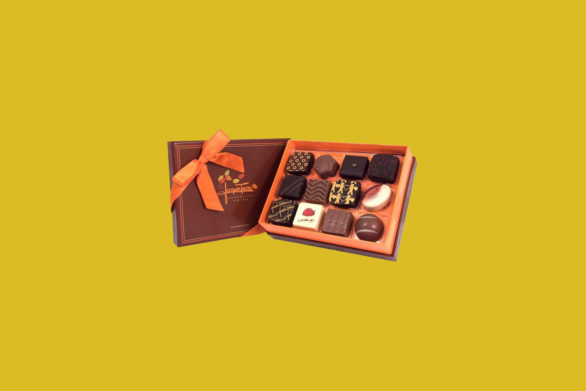 Jacques Torres Chocolates Assorted Bonbons
